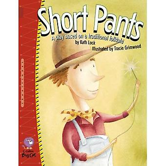 Pantaloni corti: Band 14/Ruby (Collins Big Cat)