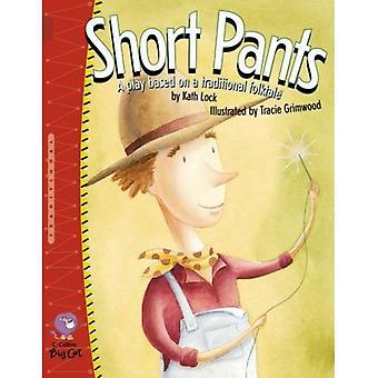 Short Pants: Band 14/Ruby (Collins Big Cat)