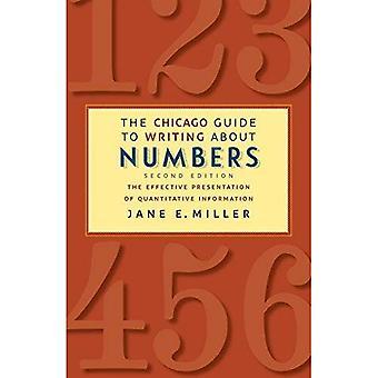 The Chicago Guide til å skrive om tall, Second Edition (Chicago guider til skriving, redigering og publisering)