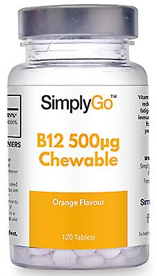 Simplygo/chewable-b12-tablets
