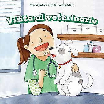 Visita Al Veterinario (animaux de compagnie chez le vétérinaire) (Trabajadores de La Comunidad (Community Helpers))