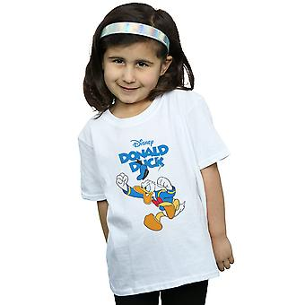 Disney Girls Donald Duck Furious Donald T-Shirt