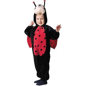 Liebe Marienkäfer Kleinkind Kostüm