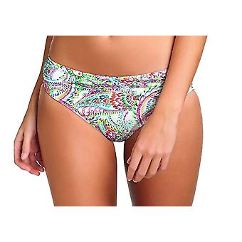 Fantasie Orissa Fs5407 Mid Rise Gathered Bikini Brief