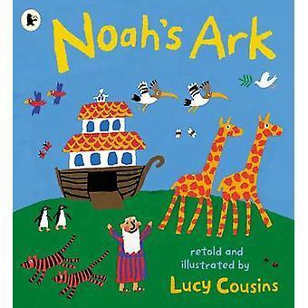 Noaks Ark av Lucy Cousins - Lucy Cousins - 9781406345001 bok