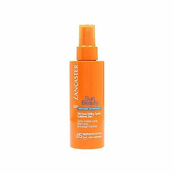 Lancaster Sun Beauty Oil-Free Milky Spray SPF15 150ml