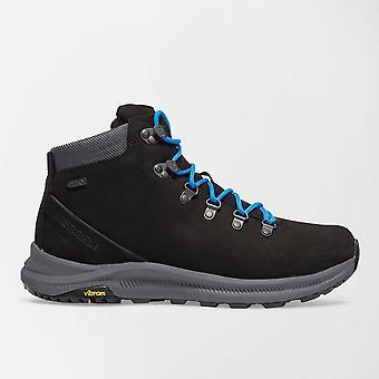 Nye Merrell menn ' s Ontario mid vanntett walking Boots svart
