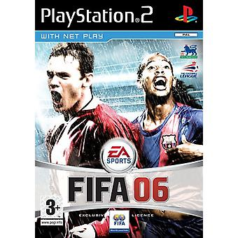 FIFA 06 (PS2) - Factory Sealed