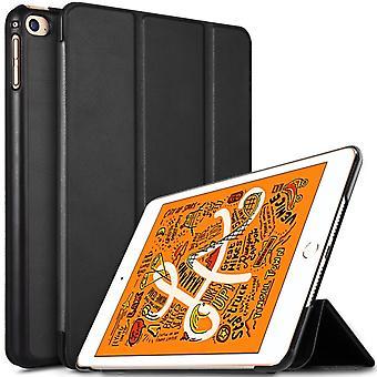 iPad mini 2019/Mini 4 slim fit Tri-Fold geval-zwart