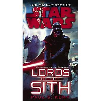 Star Wars Lords of the Sith by Paul S Kemp - 9780606385176 Book