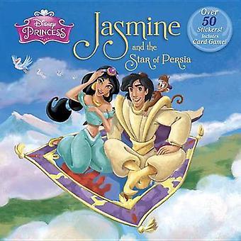 Jasmine and the Star of Persia (Disney Princess) by Random House Disn