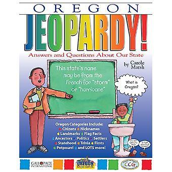Oregon Jeopardy! by Carole Marsh - 9780793398089 Book