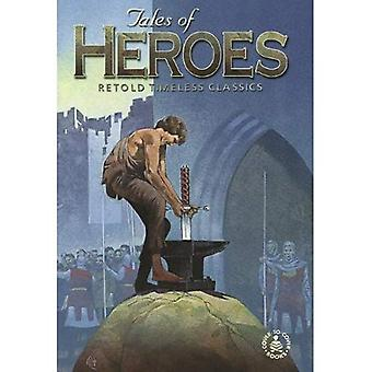 Tales of Heroes (Cover-To-Cover Books)