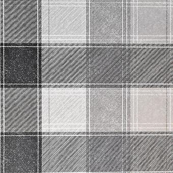 Pays tartan chèque papier peint mono gris blanc à carreaux damiers carreaux Arthouse