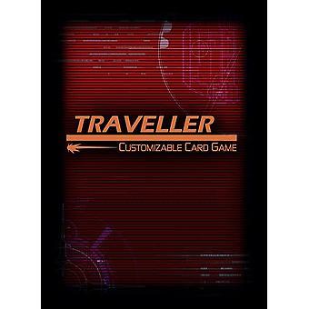 Traveller CCG kort ermer A