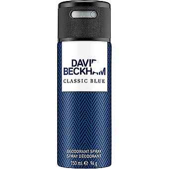 David Beckham klassisk blå deodorant 150ml