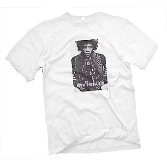 Womens T-shirt - Jimi Hendrix - Gitarrenlegende