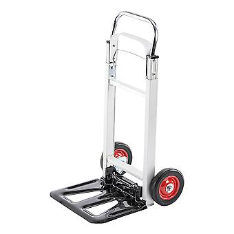 Trueshopping Folding Hand Truck Sack Trolley 90 kg Capacité