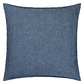 Designers Guild Brera Lino kudde i bläck