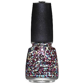 China Glaze Surprise Collection Nail Polish - I'm A Go Glitter 14ml (81840)
