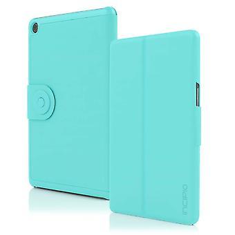 Incipio Lexington harde shell Folio Case voor de ASUS ZenPad Z8-Turquoise