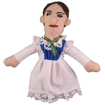 Finger Puppet - UPG - Dickinson Soft Doll Toys Gifts Licensed New 0544