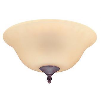 Hunter ceiling fan add-on light kit AMBER