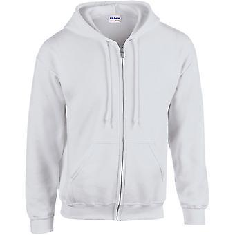 Gildan - schwere Mischung™ voller Reißverschluss Kapuzen Sweatshirt Hoody