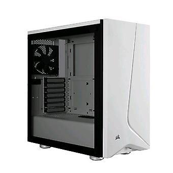 Corsair carbide spec 06 cabinet midi-tower atx/micro-atx/mini-itx white