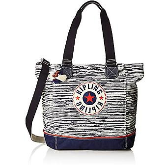 Kipling Shopper C - Multicolored Women's Tote Bags (Scribble L Bl)