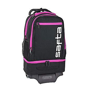 Safta Black-Grey Official Sports Backpack - 641957313 - 641957313