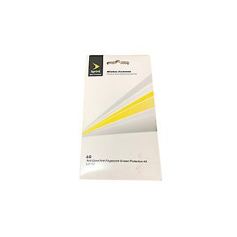 Sprint Accessories 3 Pack Screen Protector for LG G2 - Clear