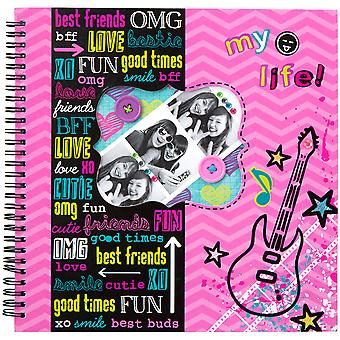 Scrapbook Kit Friends 4Ever A106 Bf