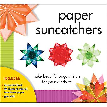 Sterling Publishing papier Suncatchers Kit Stp 79613
