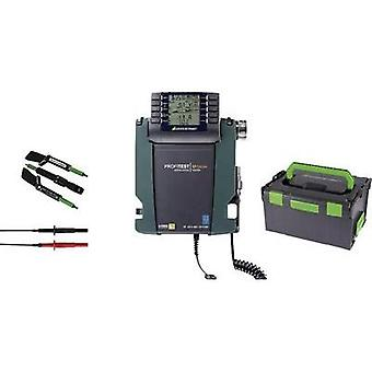 Gossen Metrawatt Starterpaket TECH+ VDE Tester Calibrated to DAkkS standards