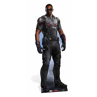 Falcon Marvel Lifesize Cardboard Cutout / Standee / Stand Up