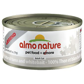 Almo nature Tuna and Whitebait (Cats , Cat Food , Wet Food)
