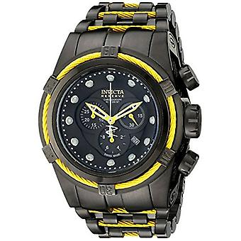 Invicta Men's 14063 Bolt Analog Display Swiss Quartz Black Watch