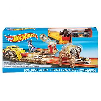 Hot Wheels pitcher excavator (Toys , Vehicles And Tracks , Parking And Circuits)