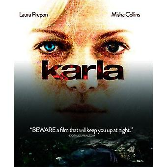 Karla [Blu-ray] USA import