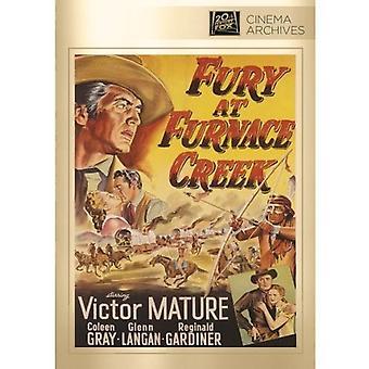 Fury at Furnance Creek [DVD] USA import