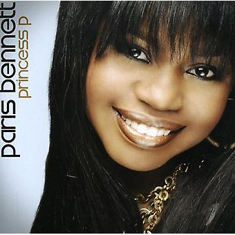 Paris Bennett - prinsesse P [CD] USA import