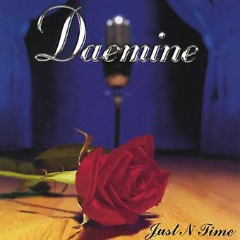 Daemine - Just N Time [CD] USA import