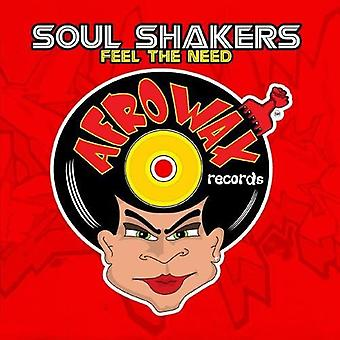 Soul Shakers - Feel the Need [CD] USA import