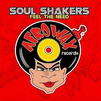 Soul Shaker - das Bedürfnis [CD] USA Import