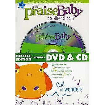 Ros barnet samling - Gud af vidundere [DVD] USA import