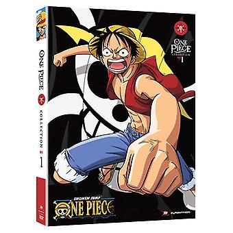 One Piece - One Piece: Samling 1 [DVD] USA import