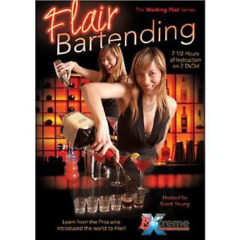 Flair Bartending: Arbejder Flair serien [DVD] USA import