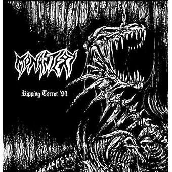 Kloster - Ripping Terror 91 [CD] USA import