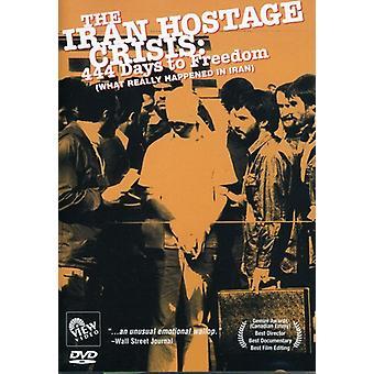 Iran gidsel krise-444 dage til frihed [DVD] USA importerer